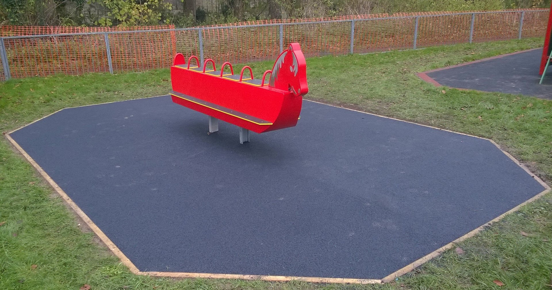 Safety Surfacing Yates Playgrounds
