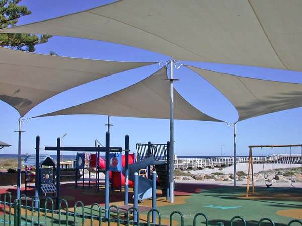 Sail Shades And Canopies Yates Playgrounds
