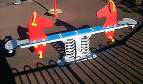 Playground springers