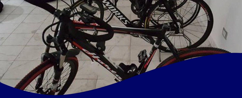 Resort bike a Carrara