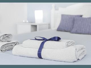 asciugamano camera