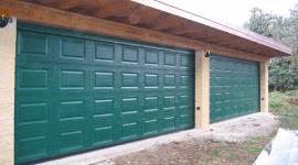 porte sezionali per garage, basculanti motorizzate, serramenti su misura