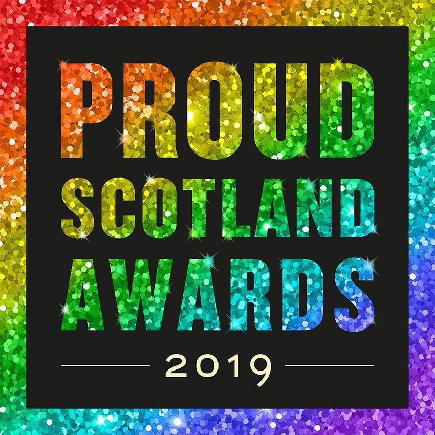 Celebrity Humanist Wedding: The Proud Scotland Awards : Nominations 2019