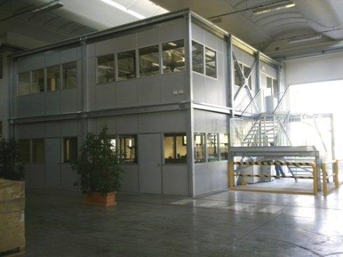 Soppalco interno