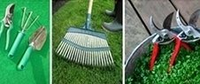 Utensili Giardinaggio
