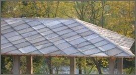 tettoie pietra