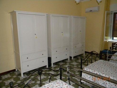 camera tripla in casa di riposo