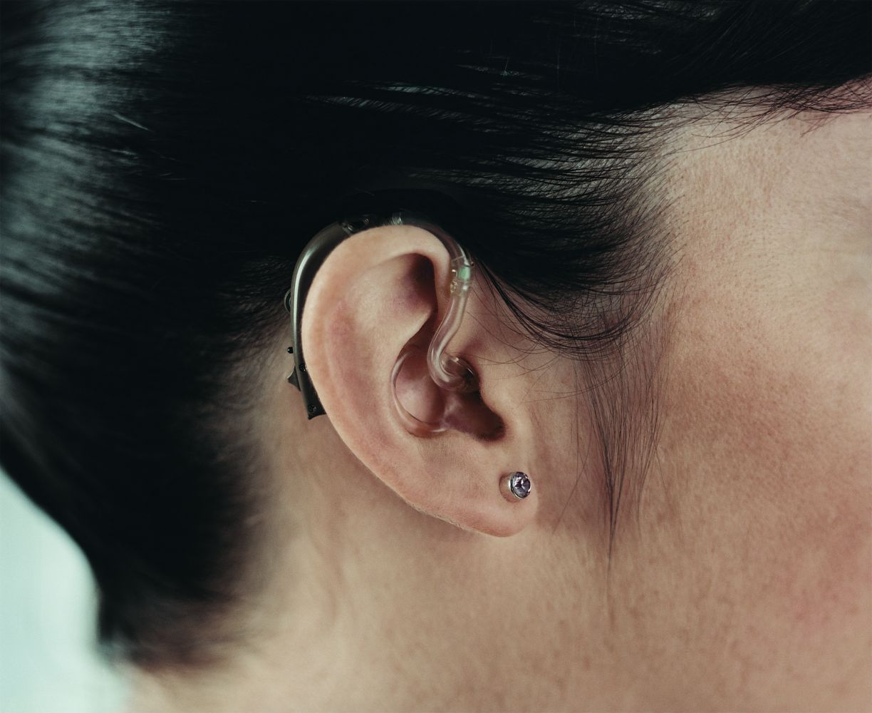wearing hearing aid after hearing assessment in Honolulu, HI