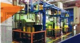 macchinari per lavorazione tessuti