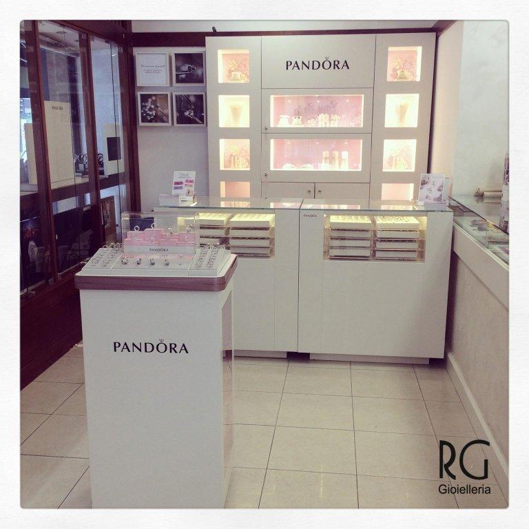 Gioielleria RG rivenditore Pandora