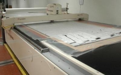 Taglio automatizzato Lectra Systems