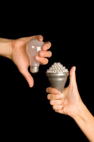 risparmio energetico led