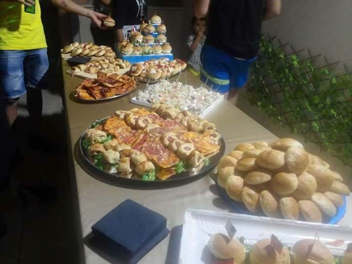 rosticceria per buffet