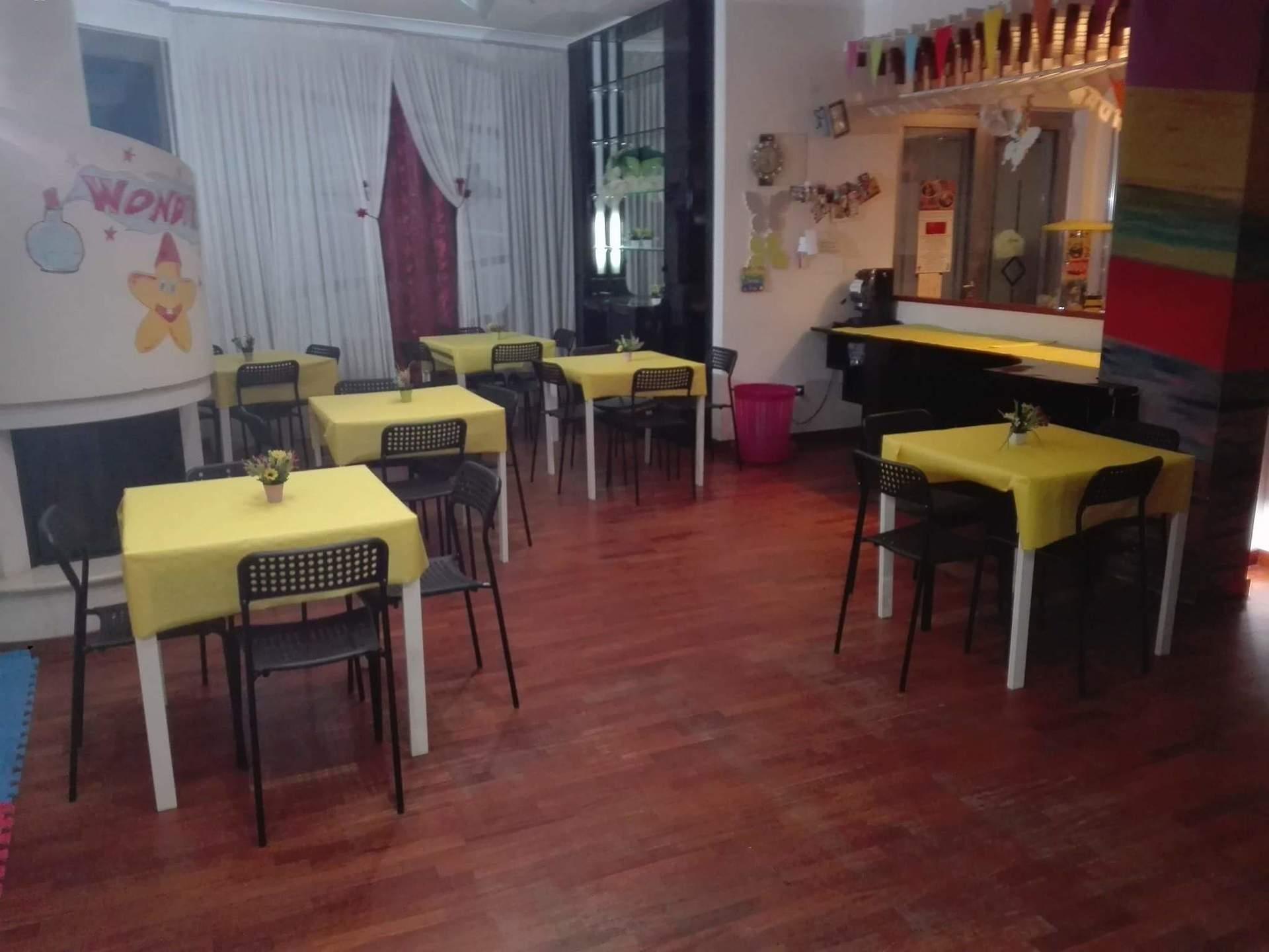 tavolini gialli