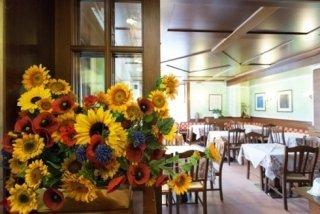 VIsta interna del ristorante