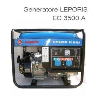 Generatore Leporis EC 3500A