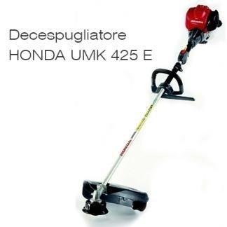 Decespugliatore HONDA UMK 425 E