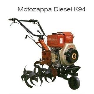Motozappa Diesel K94