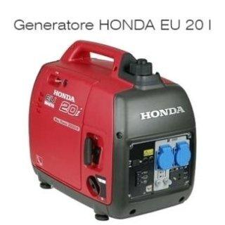 Generatore HONDA EU 20 I
