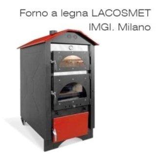 Forno a legna LACOSMET IMGI. Milano