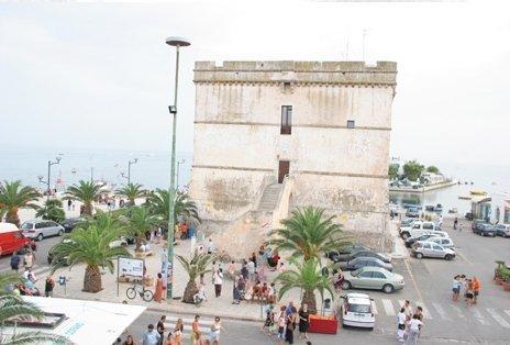 Vista su Torre Cesarea