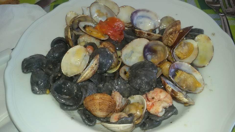 ristorante sul mare porto cesareo