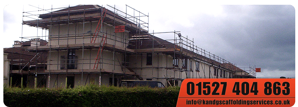 Scaffolding Services Redditch K Amp G Scaffolding