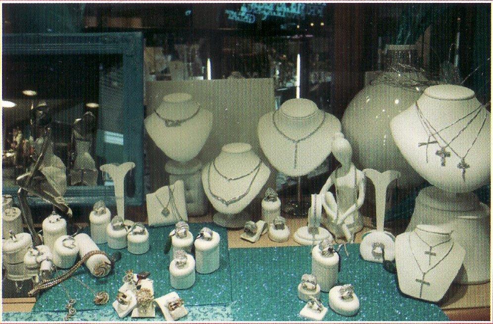 esposizione gioielli