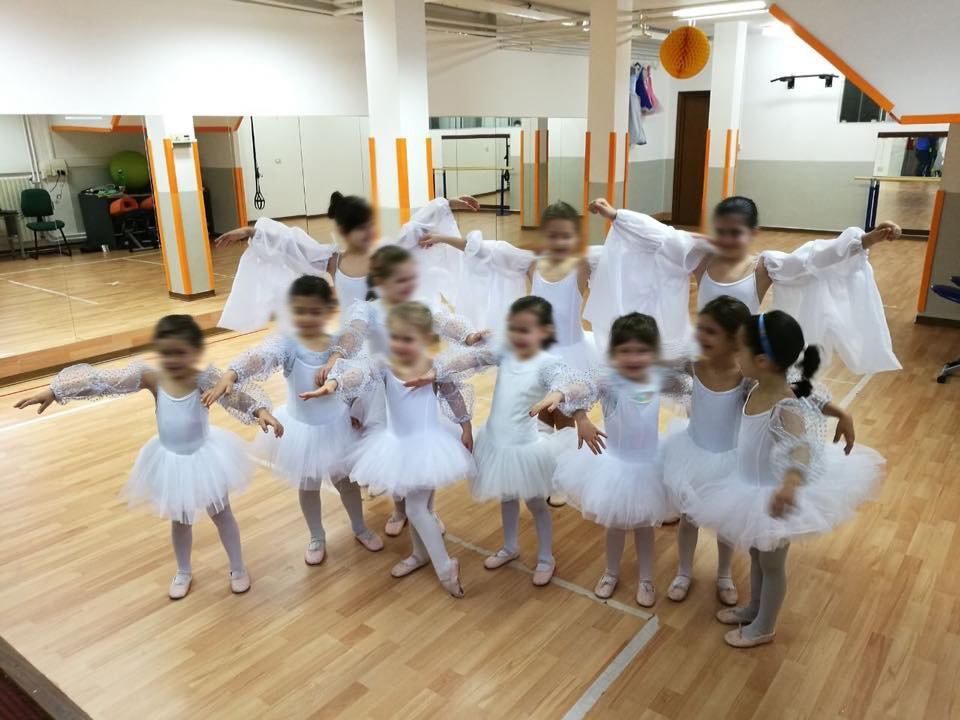 scuola di danza classica per bambini