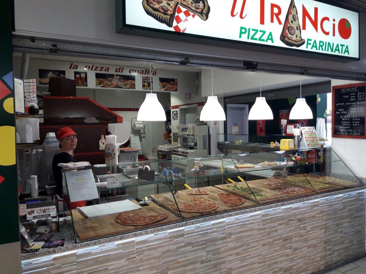 pizzeria il trancio rivoli la piazzetta