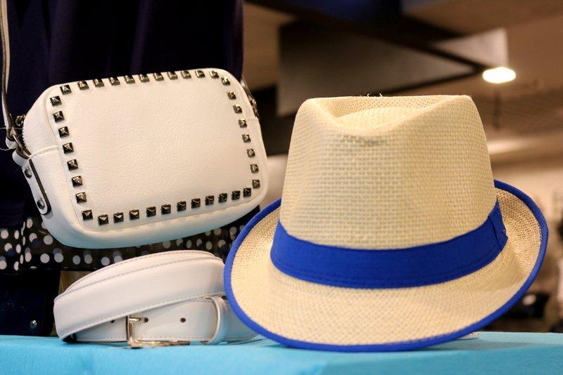 borse, cappelli, bigiotterie, bijoux