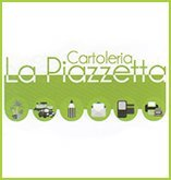CARTOLERIA LA PIAZZETTA - LOGO