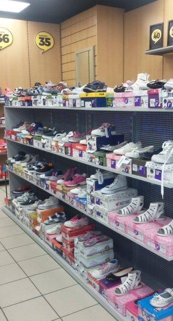 più scarpe outlet