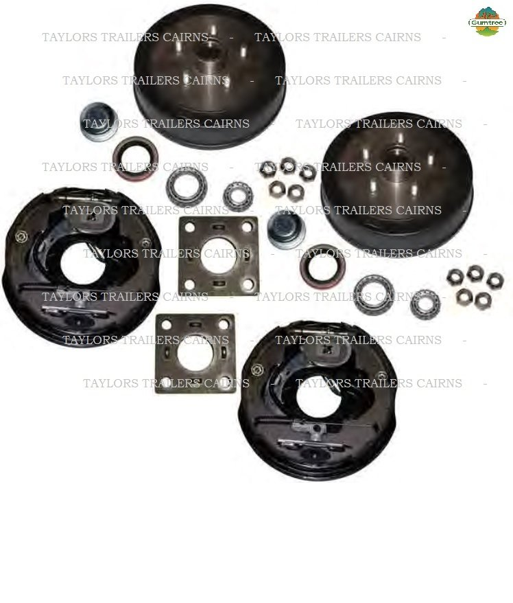 Trailer Parts in Cairns - Electric Brake Kit