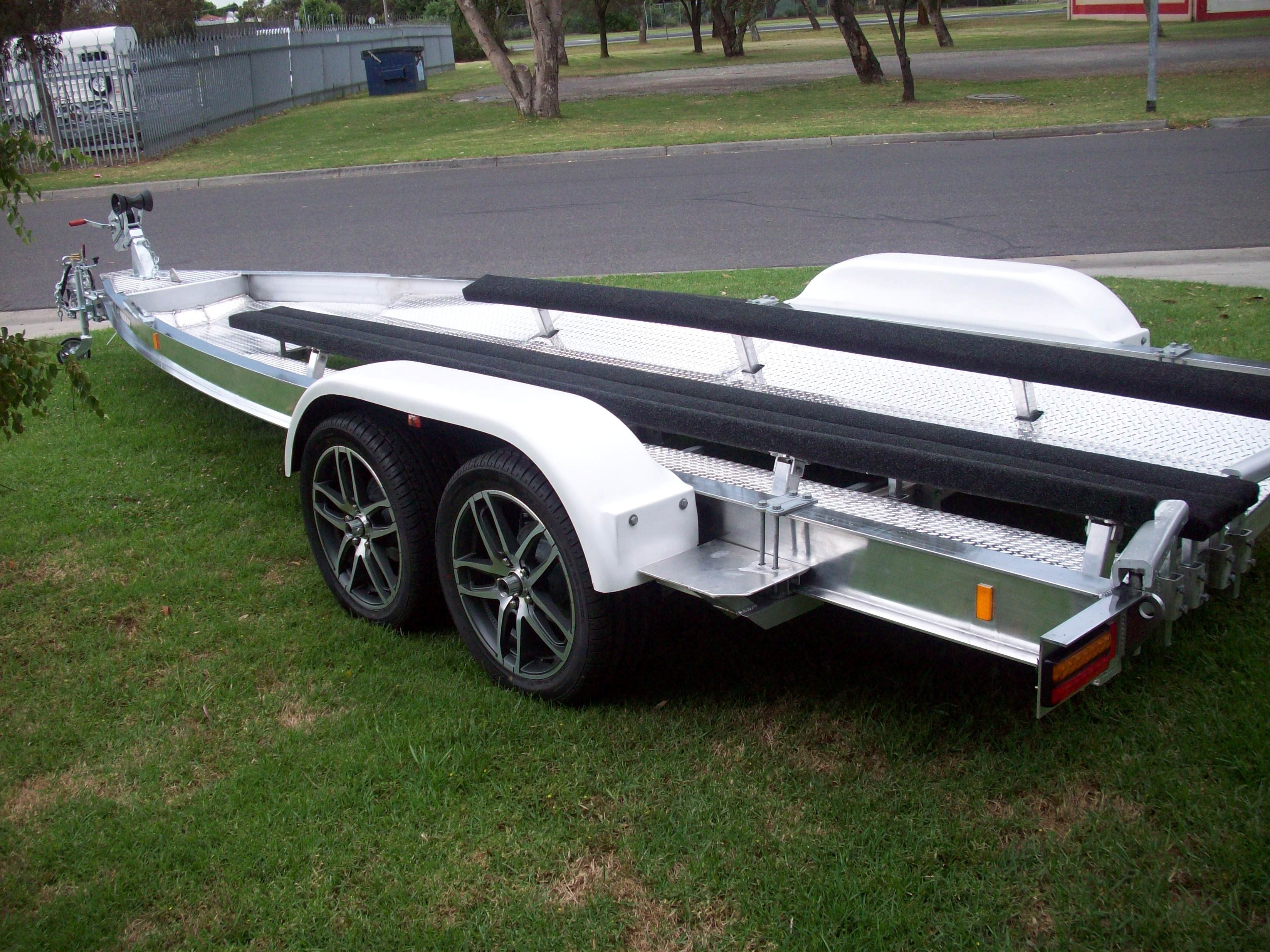 Custom Boat Trailer Wheels Www Pixshark Com Images