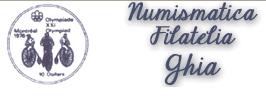 Numismatica Filatelia Ghia