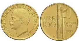 moneta d'oro, monete rare