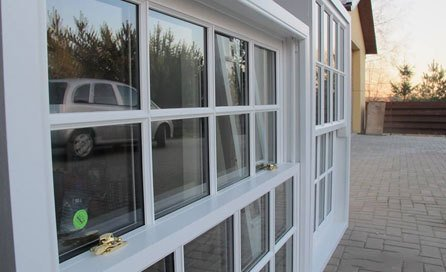 casement style windows
