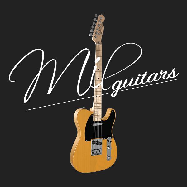 Mil Guitars custom elektrische gitaren Antwerpen