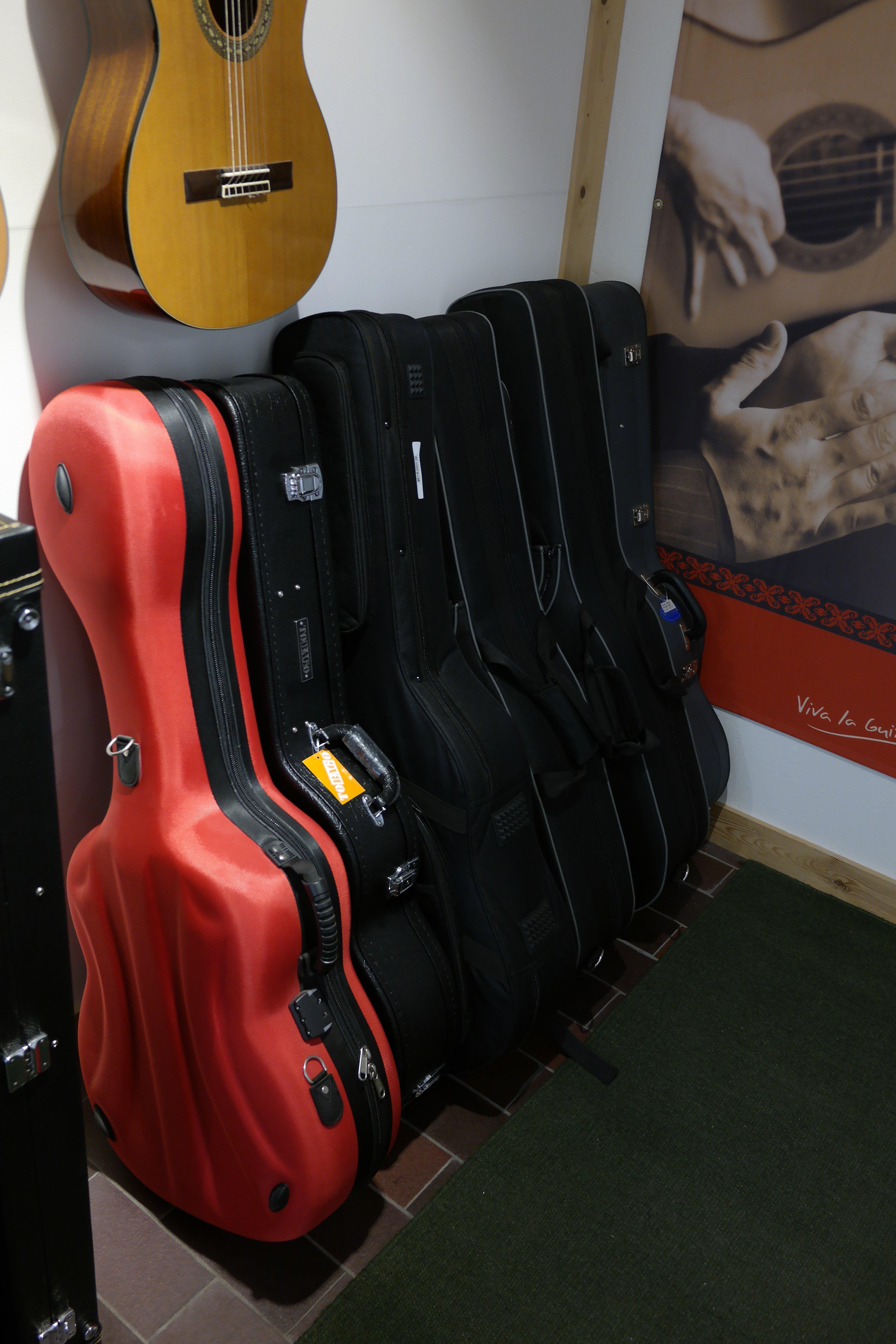 gitaar koffers