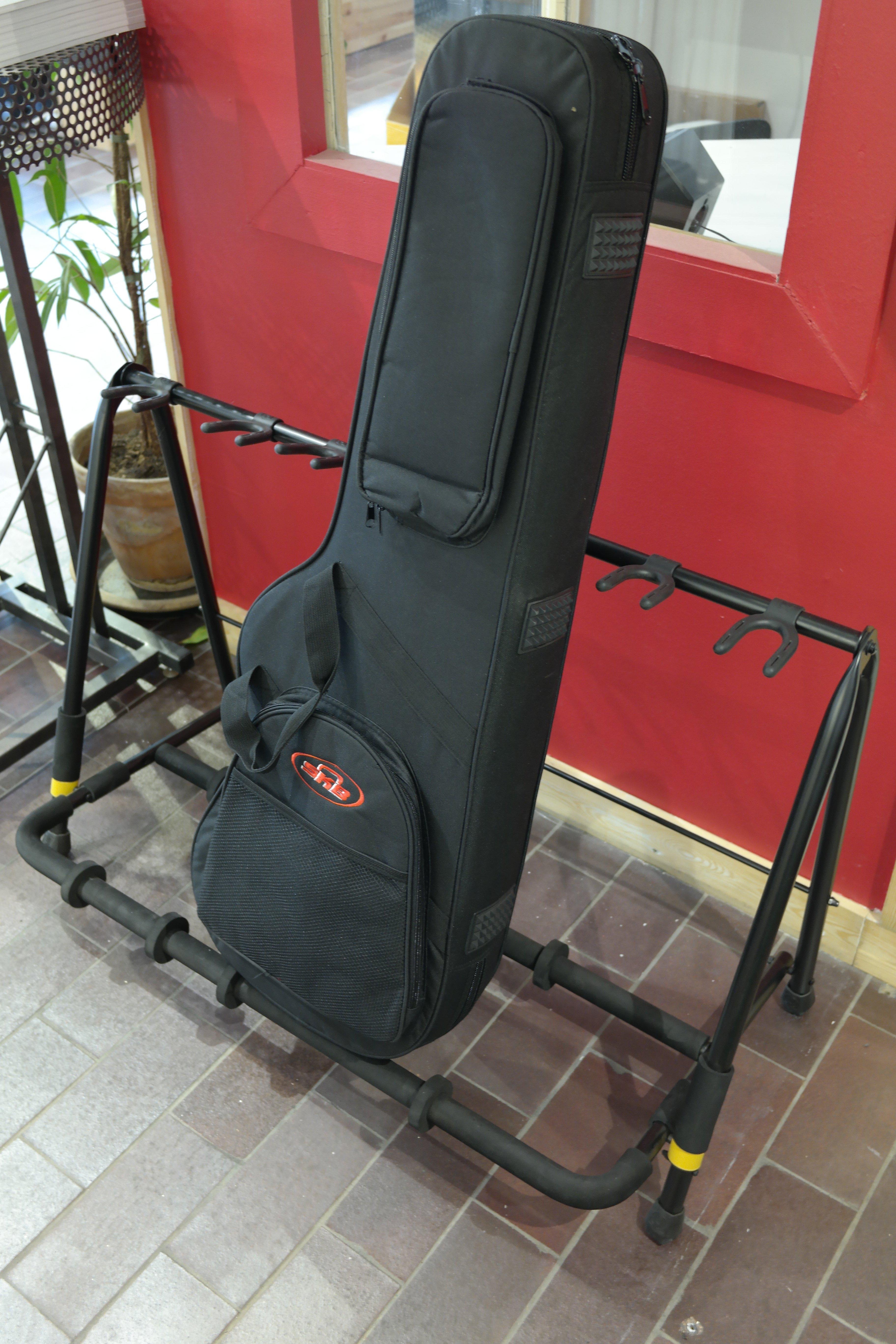 gitaar soft case