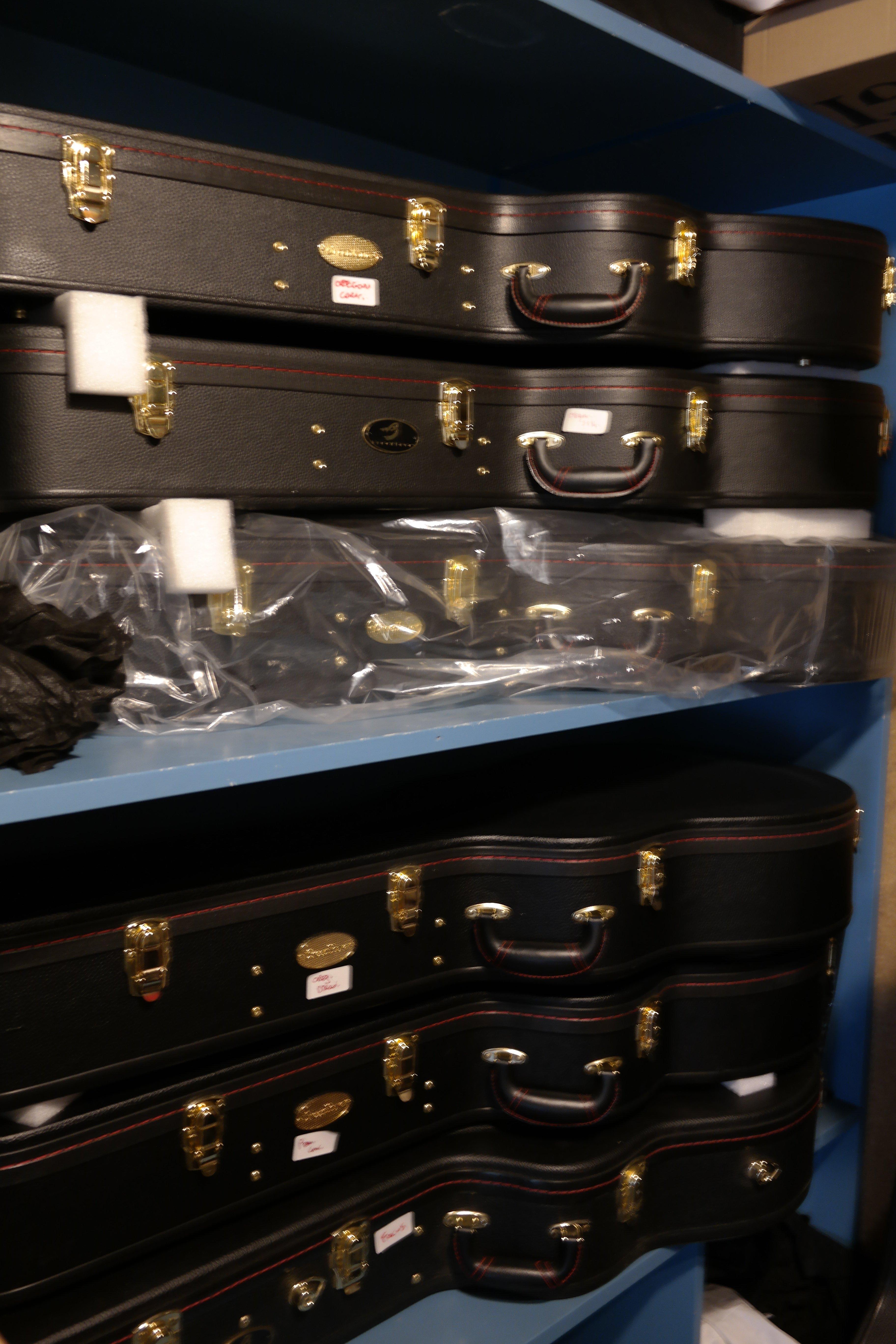 Breedlove koffers