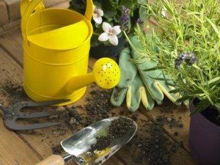 attrezzi per giardinieri