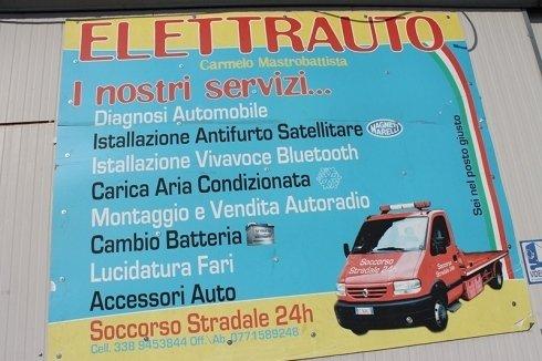 autoradio con bluetooth, batterie per autoveicoli, antifurto satellitari