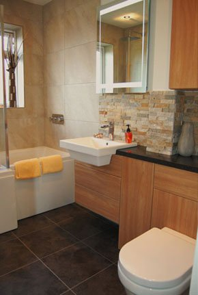 Bathrooms leicestershire david matt jones heating for Bathroom design leicester