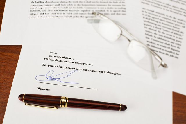 Adoption law papers in High Point, NC