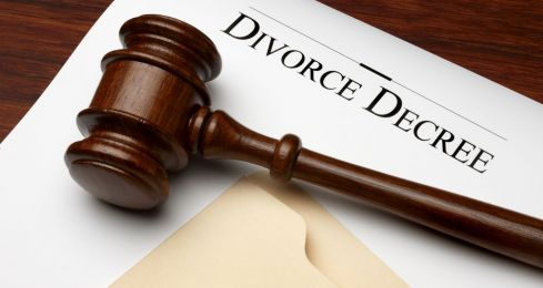Divorce divorce proceeding