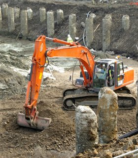 Civil engineers - Trimdon Station - Redden - Groundwork