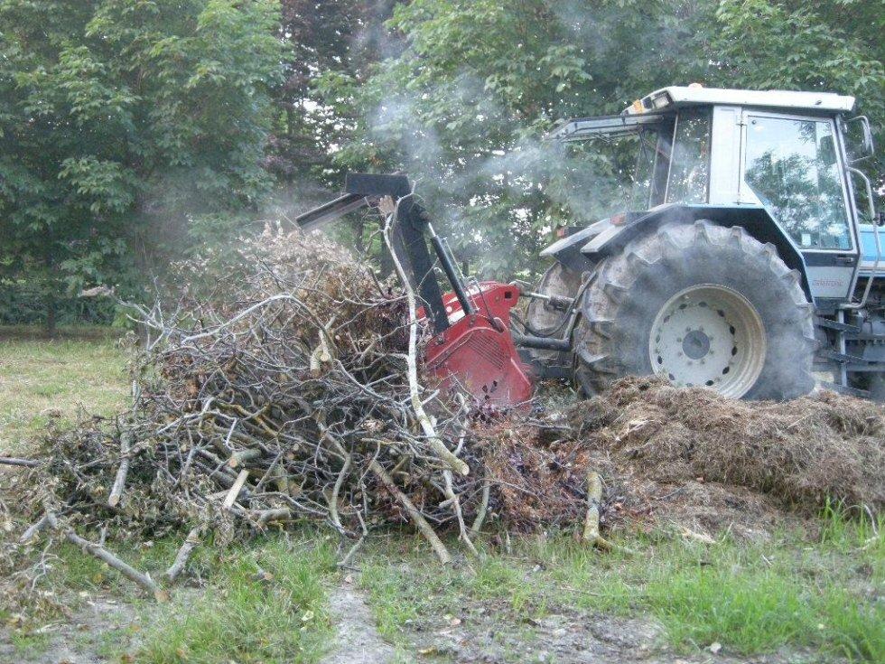 Disboscamenti e lavori vari