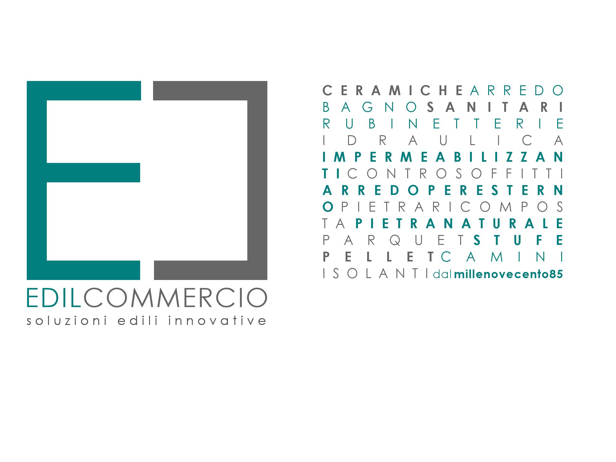 EDIL COMMERCIO - LOGO